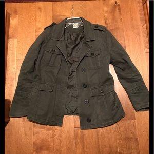 Converse denim jacket